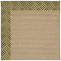 Capel Rugs Creative Concepts Sisal - Dream Weaver Marsh (211) Rectangle 4