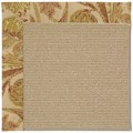 Capel Rugs Creative Concepts Sisal - Cayo Vista Sand (710) Rectangle 6
