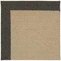 Capel Rugs Creative Concepts Sisal - Fortune Lava (394) Rectangle 8
