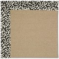 Capel Rugs Creative Concepts Sisal - Coral Cascade Ebony (385) Rectangle 9