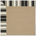 Capel Rugs Creative Concepts Sisal - Down The Lane Ebony (370) Rectangle 10