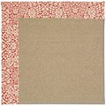 Capel Rugs Creative Concepts Sisal - Imogen Cherry (520) Rectangle 12