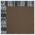Capel Rugs Creative Concepts Java Sisal - Java Journey Indigo (460) Octagon 12