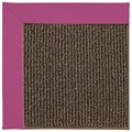 Capel Rugs Creative Concepts Java Sisal - Canvas Hot Pink (515) Runner 2