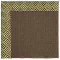 Capel Rugs Creative Concepts Java Sisal - Dream Weaver Marsh (211) Rectangle 9