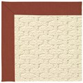 Capel Rugs Creative Concepts Sugar Mountain - Canvas Brick (850) Octagon 4
