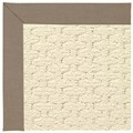 Capel Rugs Creative Concepts Sugar Mountain - Shadow Wren (743) Octagon 12