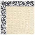 Capel Rugs Creative Concepts Sugar Mountain - Coral Cascade Navy (450) Runner 2