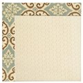 Capel Rugs Creative Concepts Sugar Mountain - Shoreham Spray (410) Runner 2