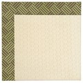 Capel Rugs Creative Concepts Sugar Mountain - Dream Weaver Marsh (211) Rectangle 4
