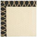 Capel Rugs Creative Concepts Sugar Mountain - Bamboo Coal (356) Rectangle 6