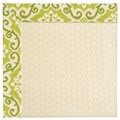 Capel Rugs Creative Concepts Sugar Mountain - Shoreham Kiwi (220) Rectangle 7