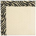 Capel Rugs Creative Concepts Sugar Mountain - Wild Thing Onyx (396) Rectangle 8
