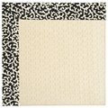 Capel Rugs Creative Concepts Sugar Mountain - Coral Cascade Ebony (385) Rectangle 9