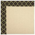Capel Rugs Creative Concepts Beach Sisal - Canvas Antique Beige (717) Rectangle 8