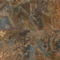 Signature Altiva Allegheny Slate: Copper Mountain Luxury Vinyl Tile D5332