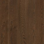"Bruce by Armstrong Turlington Signature Series: Mocha 3/8"" x 3"" Engineered Oak Hardwood E5312"