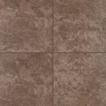 "Mohawk Andela: Brown 12"" x 12"" Ceramic Tile 16296"