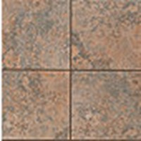 "Mohawk Mesa Del Sol: Red Canyon 13"" x 13"" Porcelain Tile 14477"