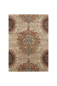 Shaw Living Arabesque Juliard (Cocoa) Rectangle 9'6