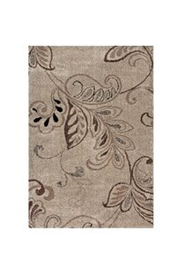Shaw Living Arabesque Juliard (Ivory Cream) Rectangle 2'3