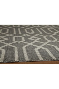 Shaw Living Kathy Ireland Home Gallery Lovelines (Beige) Runner 2'6