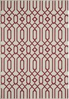 Shaw Living Kathy Ireland Home Gallery Lovelines (Brown) Rectangle 2'2