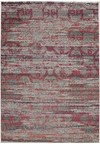 Shaw Living Origins Painted Desert (Cayenne Red) Rectangle 7'8