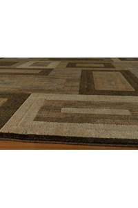 Shaw Living Kathy Ireland Home Gallery Royal Shimmer (Multi) Runner 2'6