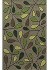 Shaw Living Renaissance Sienna (Dark Brown) Runner 2'6