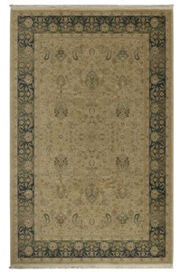 Nourison Collection Library Alexandria (AL05-BRN) Rectangle 7'9