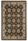 Nourison Collection Library Chambord (CM01-BLK) Runner 2'3