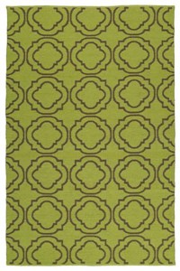 Nourison Collection Library Country Heritage (H564-YEL) Rectangle 8'0