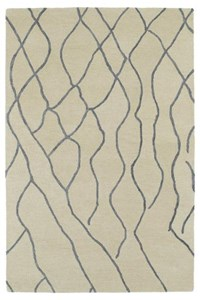 Nourison Collection Library Fantasia (FAN1-TER) Rectangle 8'0