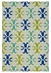 Nourison Nourtex India House (IH01-BUR) Rectangle 5'0