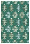 Nourison Nourtex India House (IH02-RUS) Rectangle 2'6