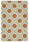 Nourison Nourtex India House (IH23-MTC) Rectangle 3'6