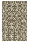 Nourison Nourtex India House (IH63-BRN) Rectangle 8'0