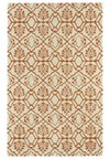 Nourison Nourtex India House (IH67-GRE) Rectangle 2'6
