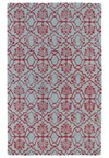 Nourison Nourtex India House (IH67-GRE) Rectangle 5'0