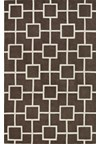 Nourison Collection Library Nature's Terrain (NAT1-GRE) Rectangle 3'6