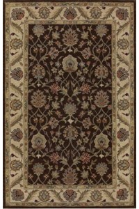 Nourison Signature Collection Nourison 2000 (2003-OLI) Rectangle 5'6