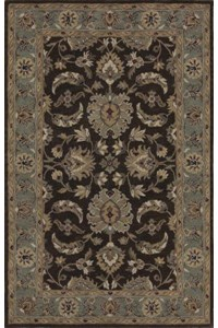 Nourison Signature Collection Nourison 2000 (2005-BLK) Rectangle 9'9