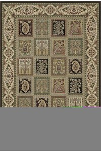 Nourison Signature Collection Nourison 2000 (2107-BUR) Rectangle 2'0