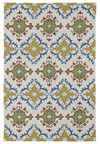 Nourison Signature Collection Tahoe (TA03-GRE) Rectangle 3'9