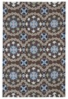Nourison Signature Collection Nourison Tajik (TJ01-GRE) Rectangle 3'9