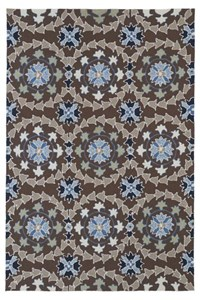 Nourison Signature Collection Nourison Tajik (TJ01-GRE) Rectangle 8'6