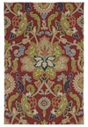 Nourison Collection Library Tropics (TS01-IV) Rectangle 5'3