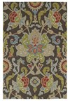 Nourison Collection Library Tropics (TS02-KHA) Rectangle 3'6