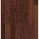 "Bruce Turlington American Exotics Hickory: Paprika 3/8"" x 5"" Engineered Hickory Hardwood E3636"